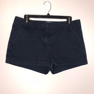 JCrew 3inch Navy Chino Shorts